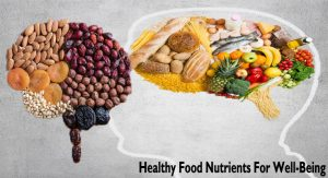 Healthy Food Nutrients For Well-Being