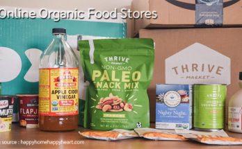 Top 10 Online Organic Food Stores:
